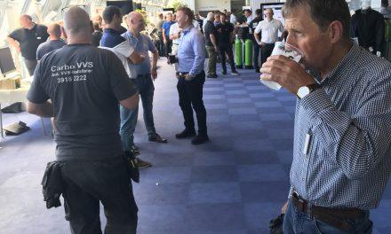 Automatik messe i Brøndby – rekord i udstillere