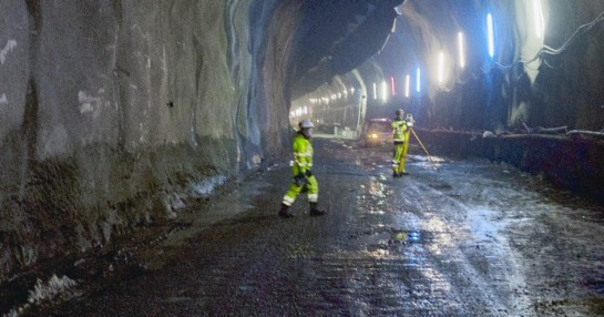 Dansk vandtryk stopper norsk gas