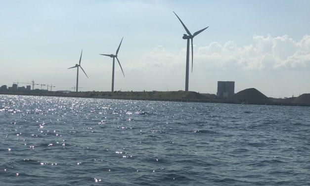 Grøn energi til alle fly og skibe fra energi-ø