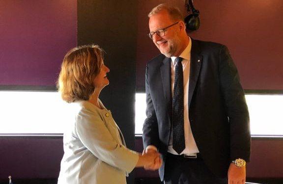Grønne investeringer mellem Danmark og Frankrig