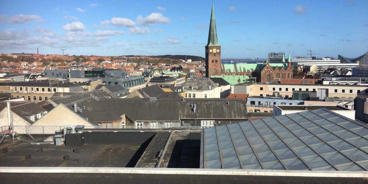 Grønne tiltag skal forbedre i luftkvaliteten i Aarhus