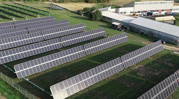 Nyudviklet tandem-solcelle