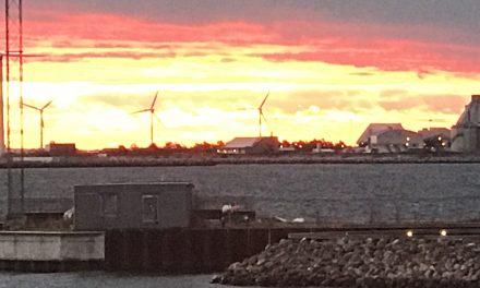 Kunstig ø med grøn energi til nordeuropa