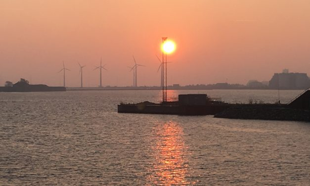 Energi-ø 20 km syd for Bornholm