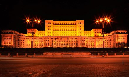 Bukarest et besøg værd