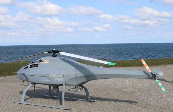 Sniffer-drone finder svovl