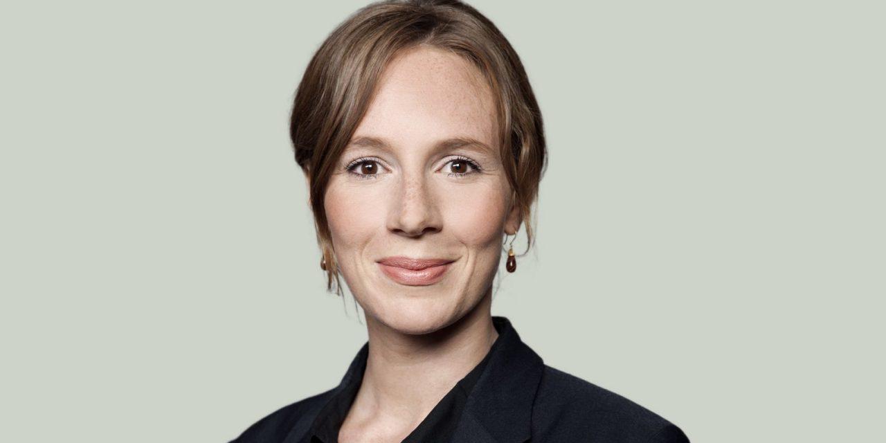 Portræt af Danmarks nye miljøminister