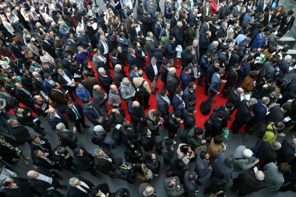 Milano udstilling i vækst