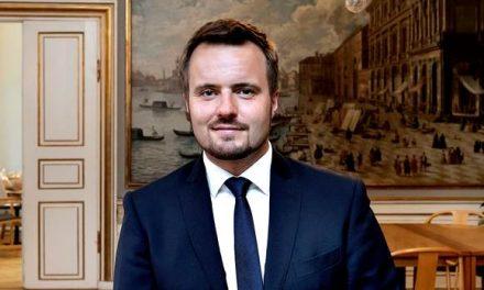Erhvervsminister svarer på kritik via sikkerhedsstyrelsen